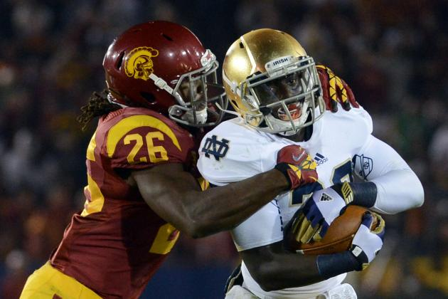 Notre Dame Football: Impressive Season Will End with Loss in BCS Title Game