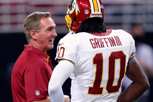 Mike Shanahan: No One in NFL History Has Played at RG3′s Level