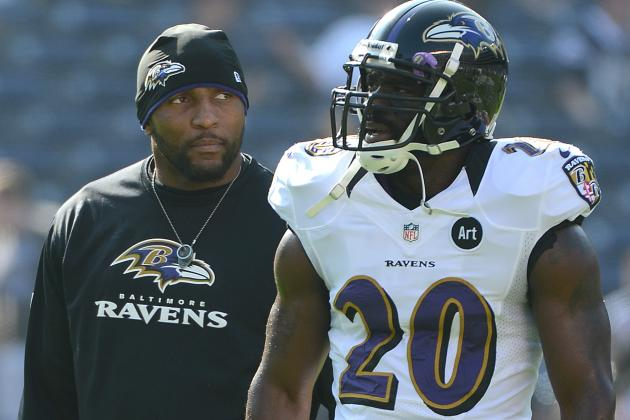 Ravens' Reed Mum on Future