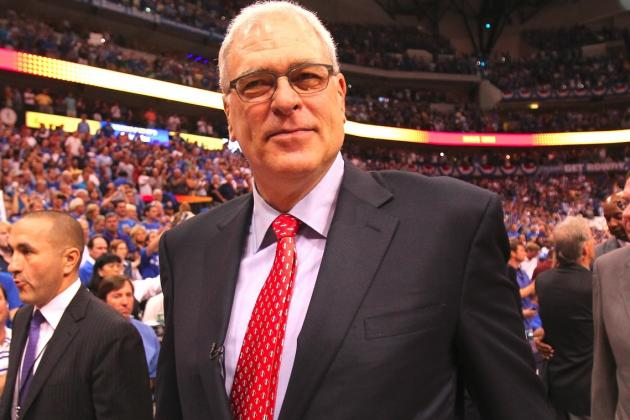 Brooklyn Nets Reportedly Dub Phil Jackson Top Coaching Target
