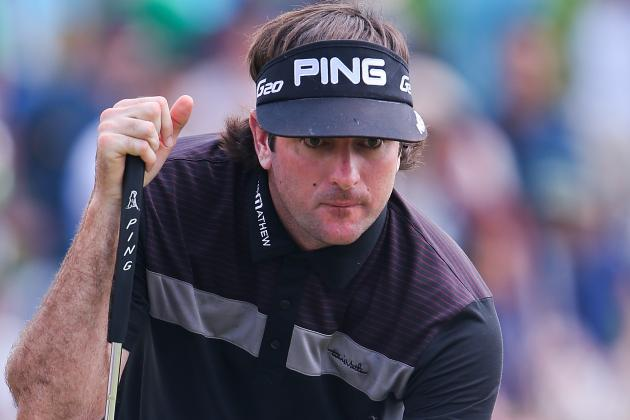 Does Bubba Watson Have the Consistency to Remain a Top Player?