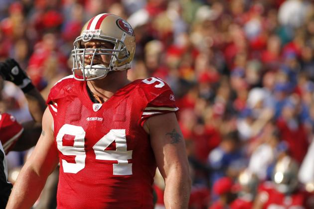 Justin Smith Is Hoping to Play Through Torn Triceps and More NFC West News