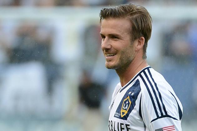 David Beckham Has Offers but in No Rush to Join Club