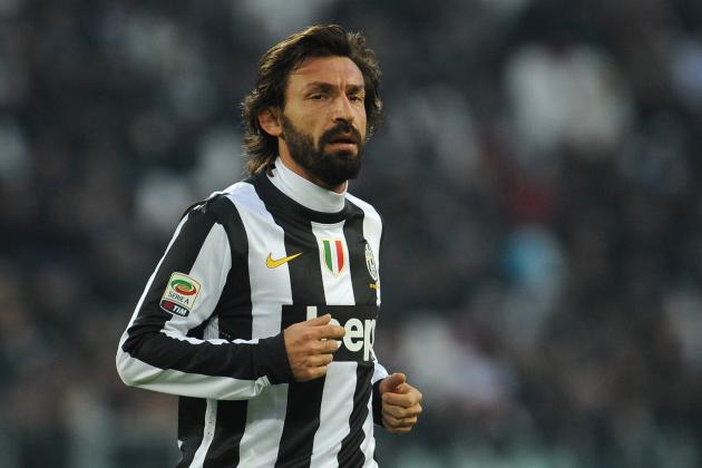 Why Andrea Pirlo Was My Favorite Player of 2012