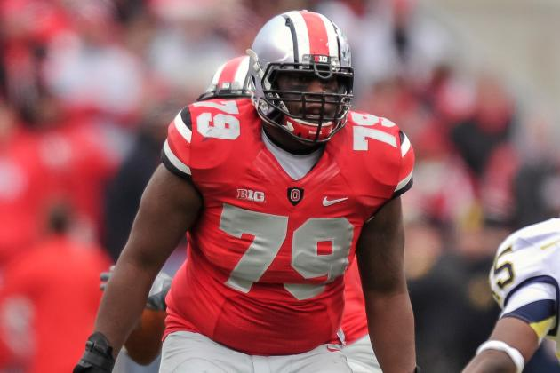 Ohio State's 2012 Breakdown: The Offensive Line