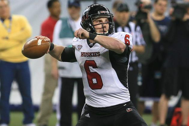 Jordan Lynch Is Feeling Confident About NIU's Chances Against FSU