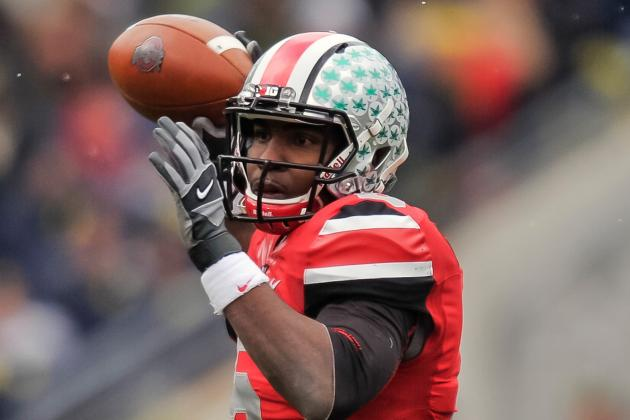 Braxton Miller as the Heisman Frontrunner: A Look Ahead to 2013 College Football