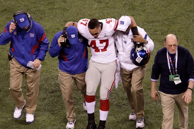 Travis Beckum Lands on Injured Reserve for Giants