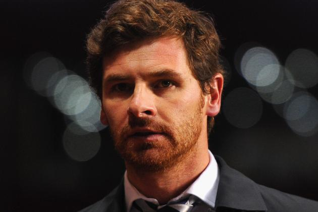 Andre Villas-Boas Wants Spurs to Kick on and Cement a Top Four Spot in the Tabl
