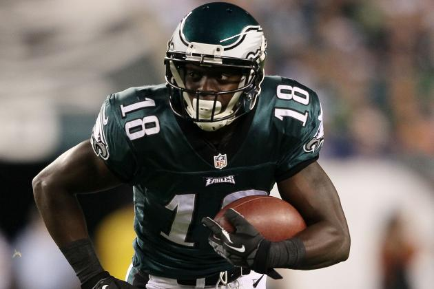Eagles' Maclin: It Would Mean a Lot to Spoil Giants' Season