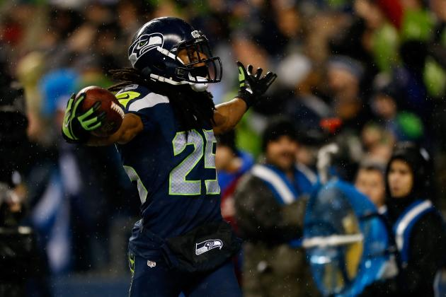 Richard Sherman: 'I Was Innocent to Begin With'