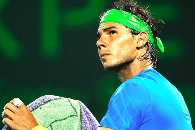 Rafael Nadal Withdraws from Australian Open