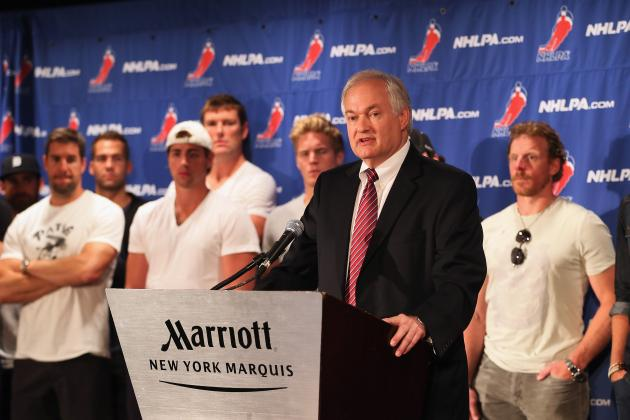 NHL Lockout 2012: Players Must Accept Latest Offer from Owners and End Insanity
