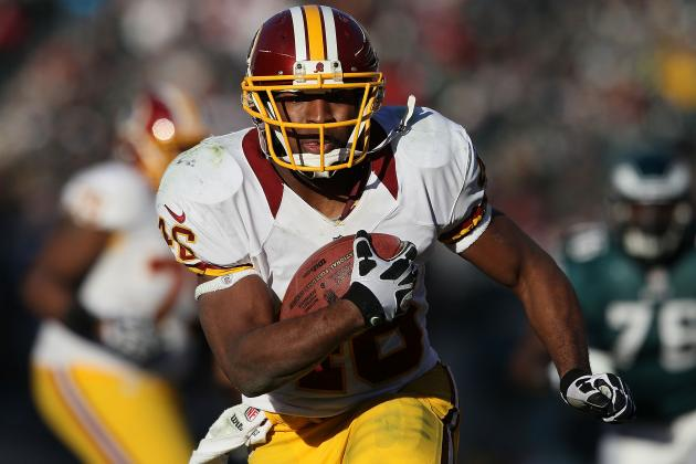 Alfred Morris Chasing Two More Washington Redskins Records in Week 17
