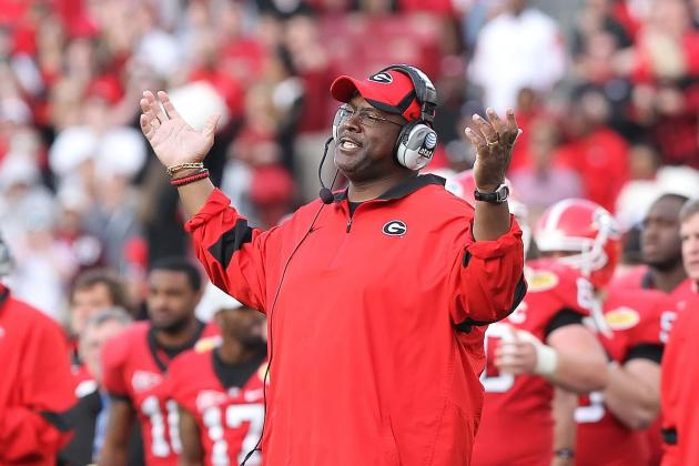 Replacing Rodney Garner Is Richt's No. 1 Priority After Bowl Game