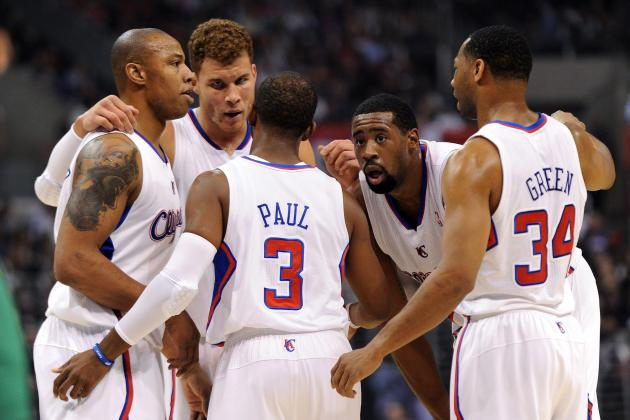 Is the L.A. Clippers' Starting Lineup Good Enough to Win an NBA Title?