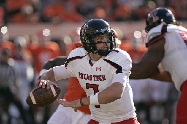 Meineke Car Care Bowl 2012: Texas Tech Will Beat Down Minnesota