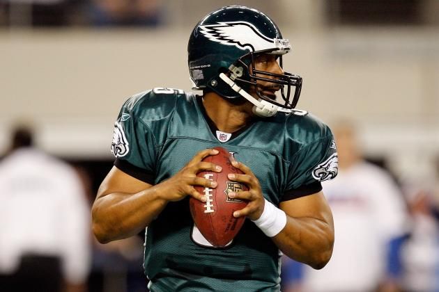 McNabb: Philly Is Finding out That Getting to the Playoffs Isn't Easy