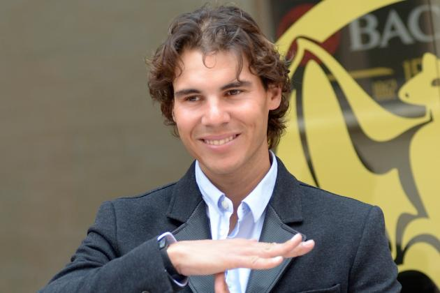 Nadal Pulls out of Australian Open Due to Virus