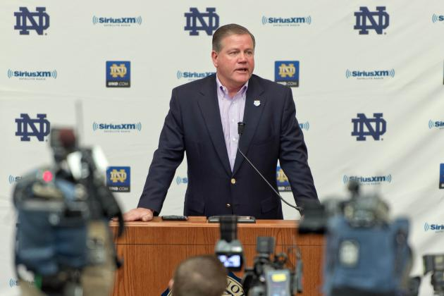 Where Brian Kelly Would Rank Among All-Time Coaches with 2013 BCS Title Victory