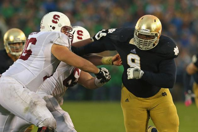 Notre Dame's Louis Nix Is Many Things