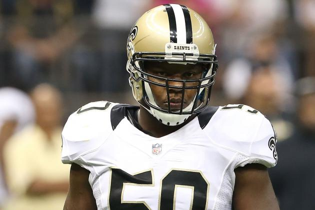 Linebacker Curtis Lofton Reflects on His Signing with the Saints