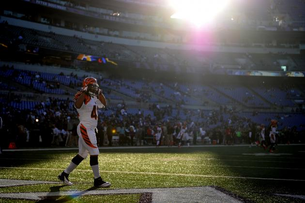Bengals Eager for Running Game to Bounce Back