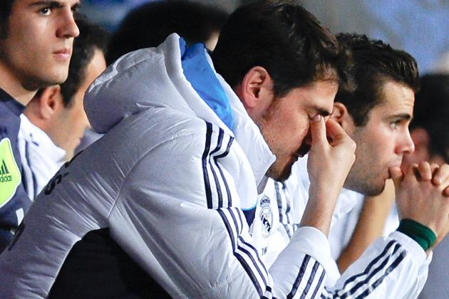 'We Didn't Tell Casillas Why He Was Dropped'