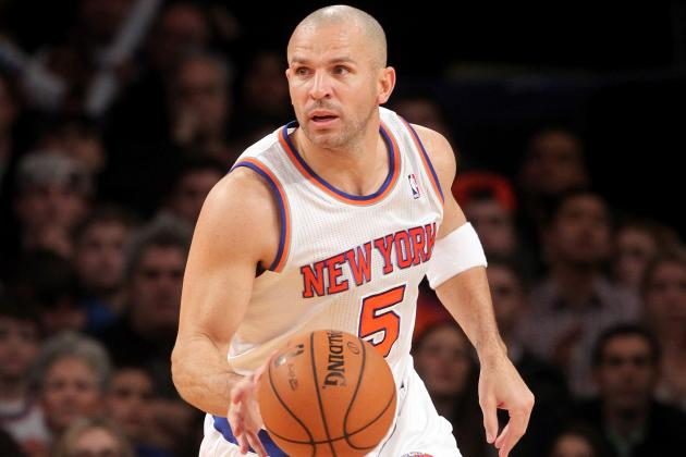 Jason Kidd Will Shift Over from Shooting Guard to Point Guard