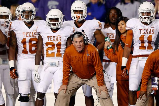 Report: Two Texas Football Players Center of Sexual Assault Investigation