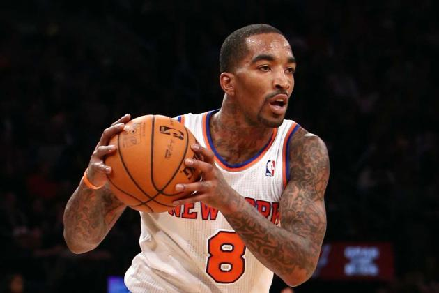 J.R. Smith Signing Smart for New York Knicks