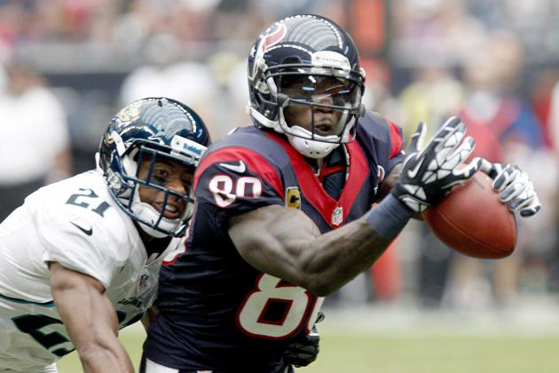Texans' Offense Lacking in Big Plays