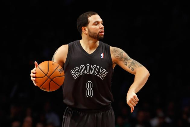 Deron Williams Giving Dwight Howard a Run for NBA's 'Biggest Diva Award'