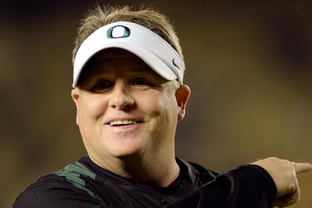 Fiesta Bowl 2013: Open Letter to Chip Kelly to Give It One More Year at Oregon