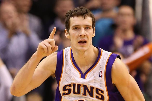 Dragic out vs. Pacers with Hip Bruise