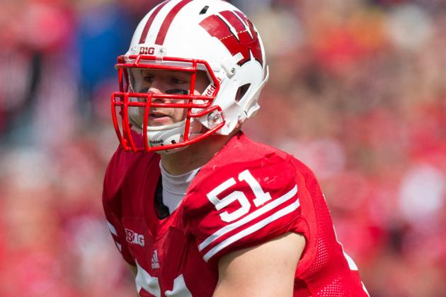 Wisconsin's Dippel Finally Has Healthy Outlook
