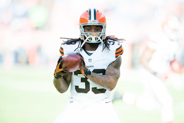 Fantasy Football: Revisiting the 2012 Rookie Running Backs