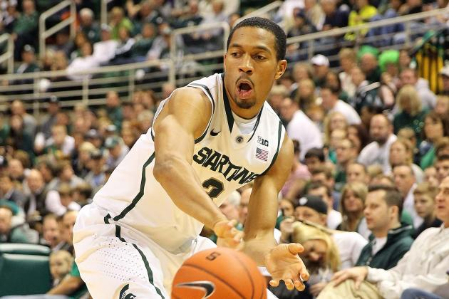 Brandan Kearney Leaving Michigan State Basketball Team