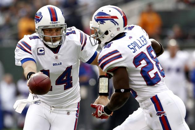 Why Buffalo Bills Must Give C.J. Spiller the Ball vs. New York Jets