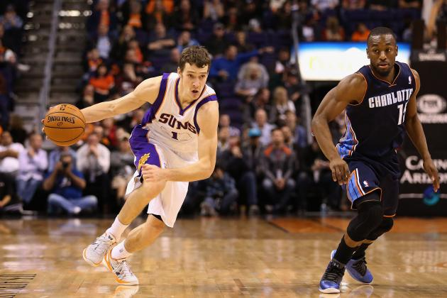 Basketball Breaking News:  Dragic out Friday
