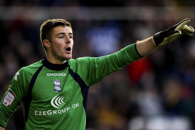 Liverpool Transfers: Reds in Talks for January Target Goalkeeper Jack Butland