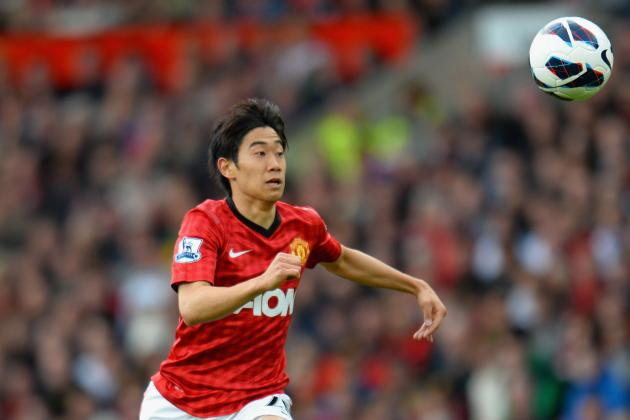 Manchester United: How Sir Alex Ferguson Can Use Shinji Kagawa on His Return