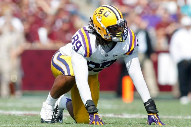 LSU DE Lavar Edwards Invited to the Senior Bowl