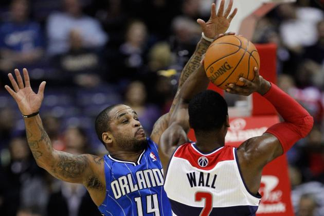 Gameday Preview: Orlando Magic at Washington Wizards