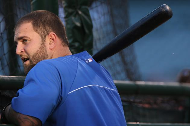 Report: Mike Napoli Drawing Interest from at Least One Other Team