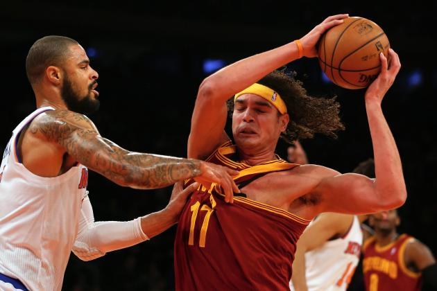 Anderson Varejao out All Weekend for Cavaliers