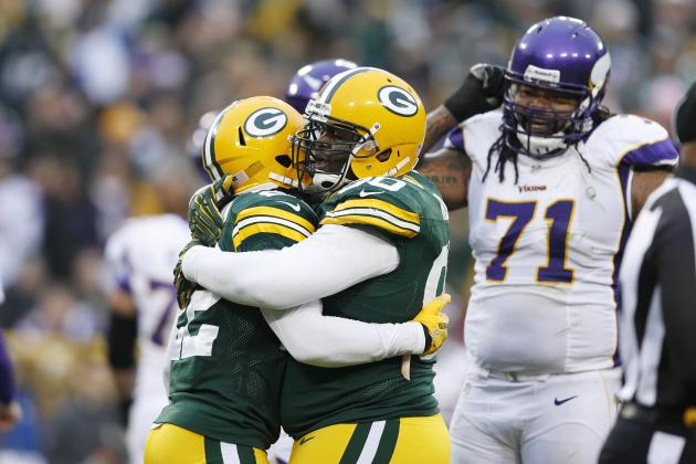 NFL Week 17 Picks: Why the Green Bay Packers Will Beat the Minnesota Vikings