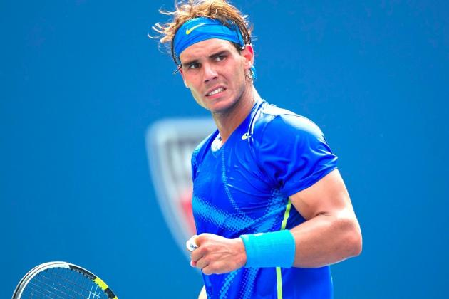 How Rafael Nadal's Absence Impacts the Field at 2013 Australian Open
