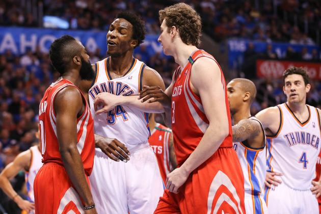 Oklahoma City Thunder vs. Houston Rockets: Preview Analysis and Predictions