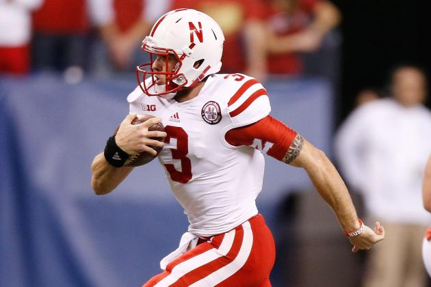 NU Has 'Good Energy' in Practice; Ganz Says QB Can't Worry About Pass Rush